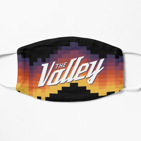 The Valley - Highest Quality - Phoenix Basketball Flat Mask