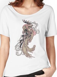 Vicar Amelia - Bloodborne (no text version) Women's Relaxed Fit T-Shirt