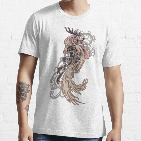 Vicar Amelia - Bloodborne (no text version) Essential T-Shirt