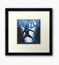 Blue Beetle Framed Print