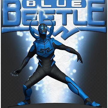 Blue Beetle by Barrykend