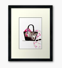 A Roman Holiday Framed Print