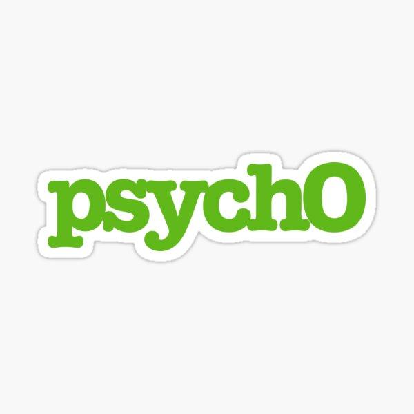 psychO! Sticker