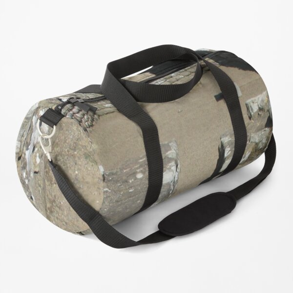 Merch #105 -- Route Between Rocks (Hadrian's Wall) Duffle Bag