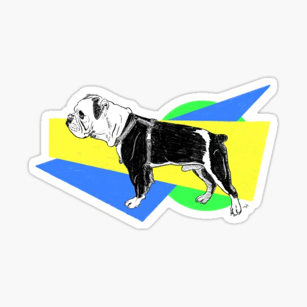 Odin the Great Colour Pop Sticker
