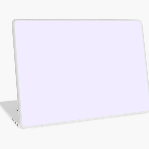 Pastel Violet Laptop Skin