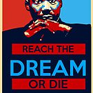 MLK: Reach The Dream by Qontez George