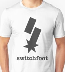 "Switchfoot ""S"" Logo (Gray) Unisex T-Shirt"