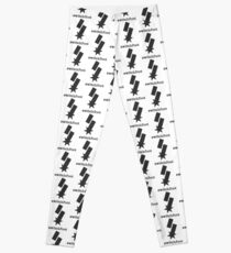 "Switchfoot ""S"" Logo (Gray) Leggings"