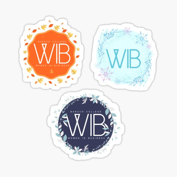 WIB Sticker Pack Sticker