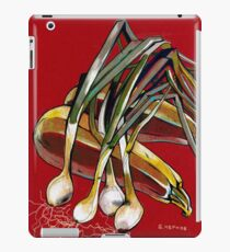 Vegetables iPad Case/Skin