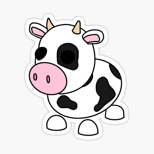 Vaca Pegatina