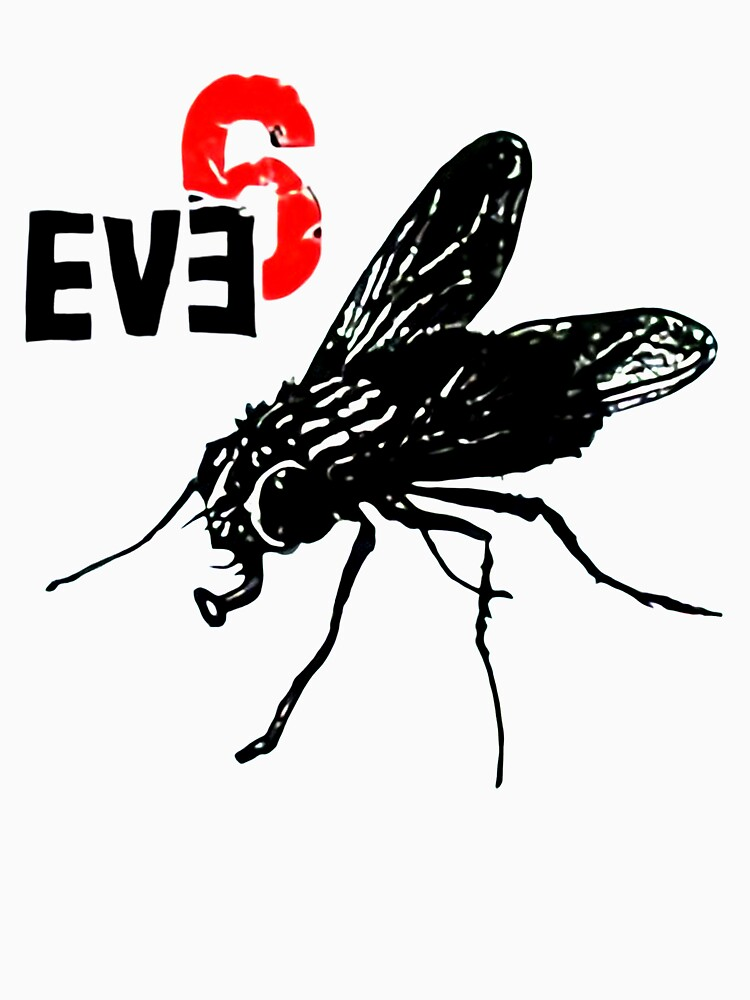 1998 Eve 6 Vintage Inside Out Era Self Titled Debut Album Art Promo Classic 90_s Power Pop Punk Radio Rock Concert Tour by Jpfrippery