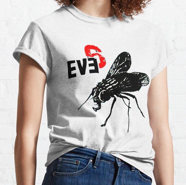 1998 Eve 6 Vintage Inside Out Era premier album intitulé Art Promo Classic 90_s Power Pop Punk Radio Rock Concert Tour T-shirt classique