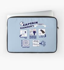 Captain Hammer's Appreciation Society Laptop Sleeve