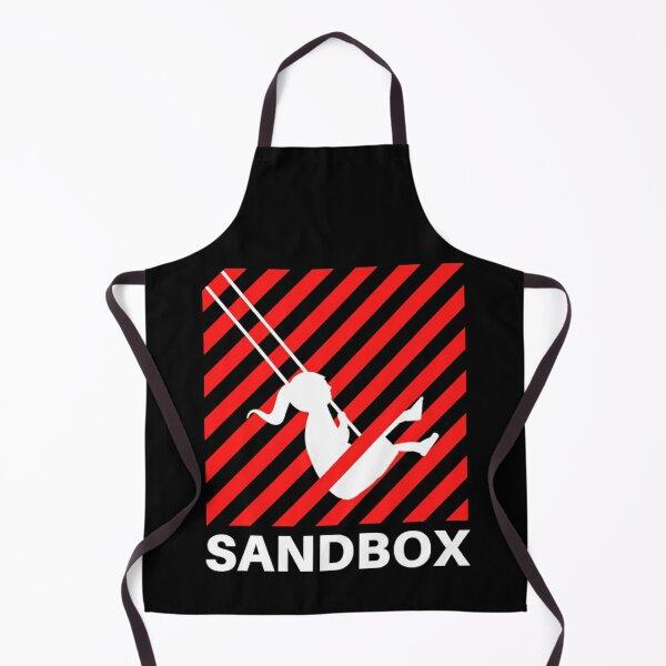 Start-Up - Sandbox Logo (Black Version) Apron