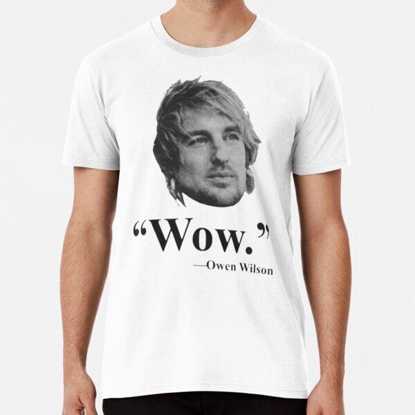 Owen Wilson WOW Premium T-Shirt