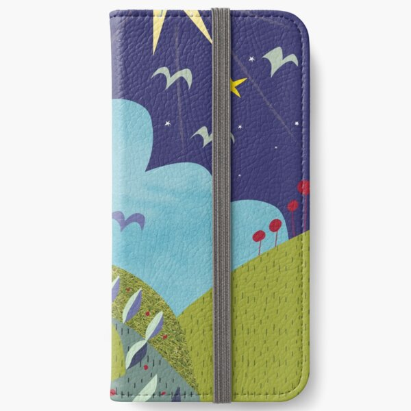 Reach for the stars iPhone Wallet