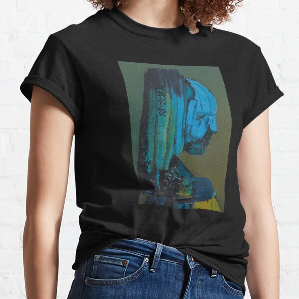 Stage 4 Everywhere at the End of Time by the Caretakers Oil Painting by Ivan Seal Classic T-Shirt