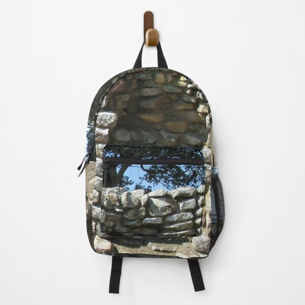 Merch #106 -- Architecture Alcoves (Hadrian's Wall) Backpack