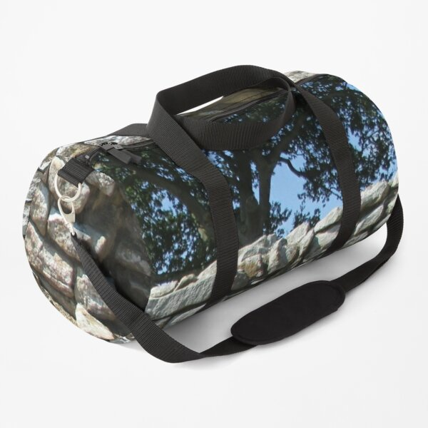 Merch #106 -- Architecture Alcoves (Hadrian's Wall) Duffle Bag