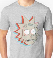 Rick and Morty: 3D Rick T-Shirt
