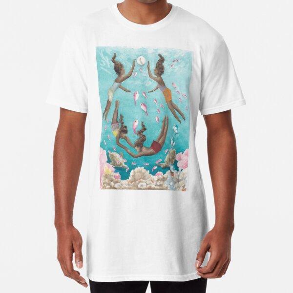 Ocean Play  Long T-Shirt