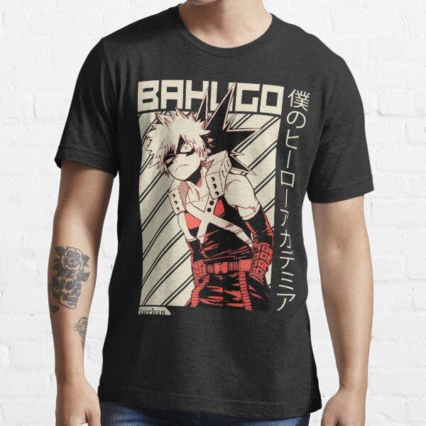 Katsuki Bakugo [My Hero Academia] Camiseta esencial