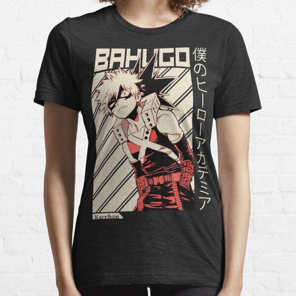 Katsuki Bakugo [My Hero Academia] T-shirt essentiel