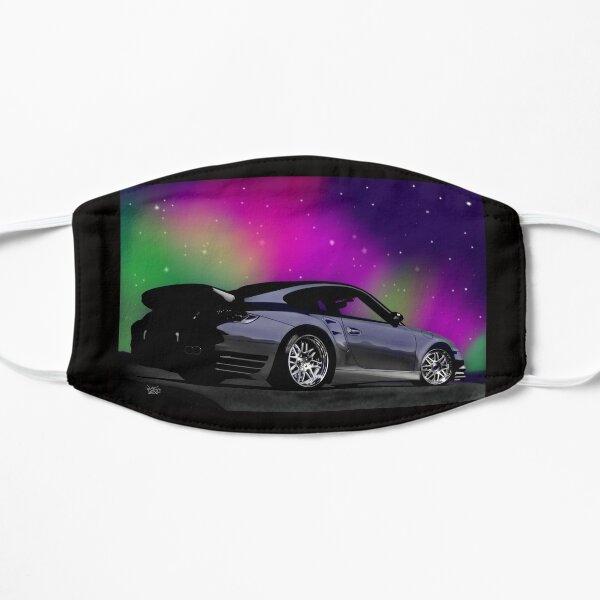 Aurora Borealis Porsche Painting- by Jake Dault Mask