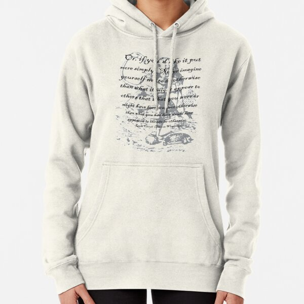 duchess quote  Pullover Hoodie
