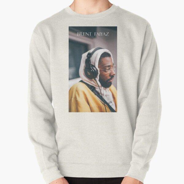 Brent Faiyaz ♕  Pullover Sweatshirt