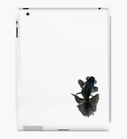 bug-eyed goldfish iPad Case/Skin