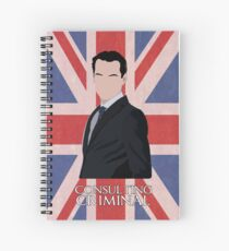 Consulting Criminal Spiral Notebook