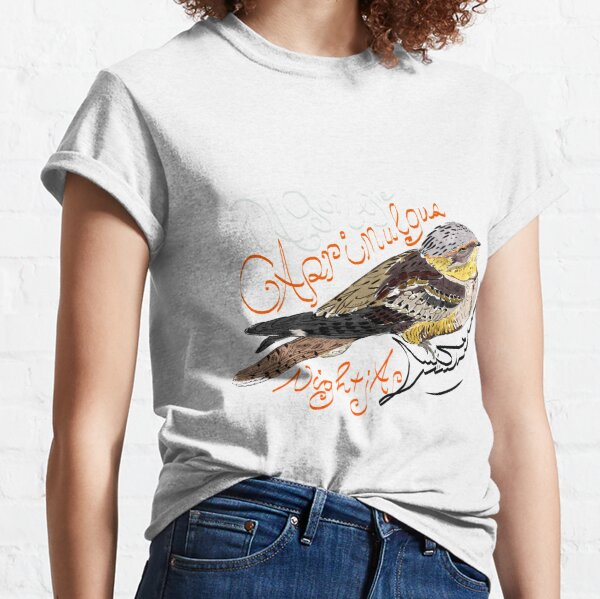 Nightjar, Naguiltjie Classic T-Shirt
