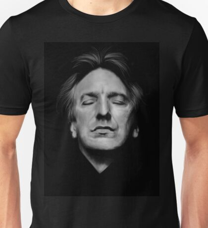 RIP - Alan Rickman - Sleep well my Prince (without font) Unisex T-Shirt