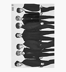Monsta X Group Photographic Print