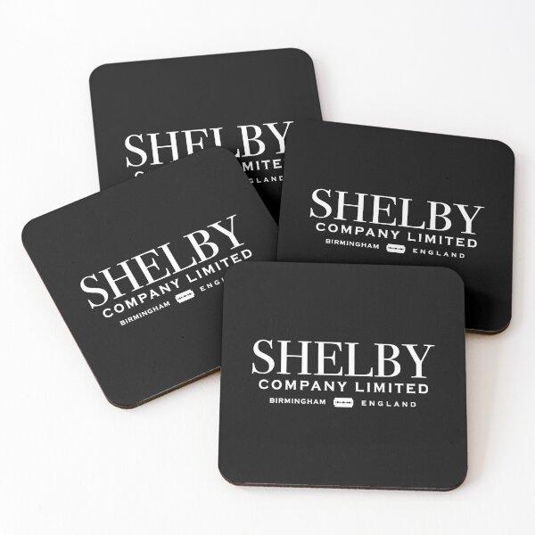 Shelby Company Limited Coasters (Set of 4)