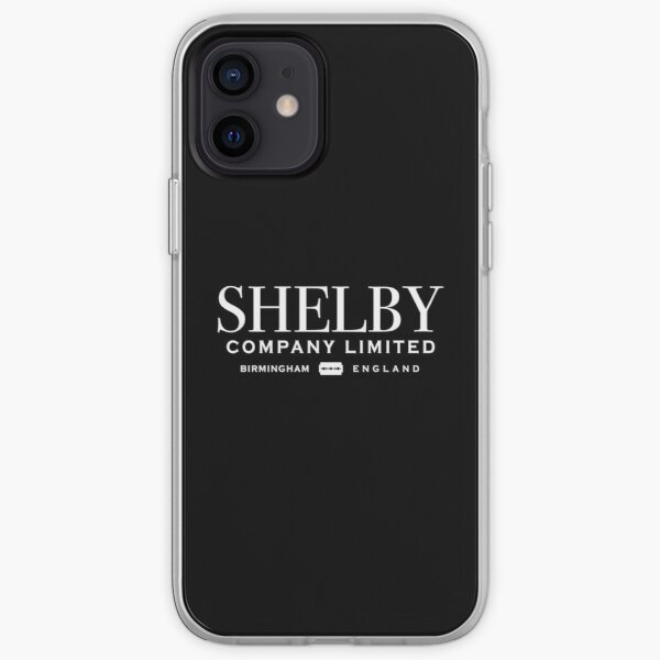 Shelby Company Limited iPhone Soft Case