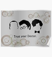 Trust Your Doctor. Poster