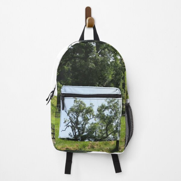Merch #107 -- Tall Central Tree (Hadrian's Wall) Backpack