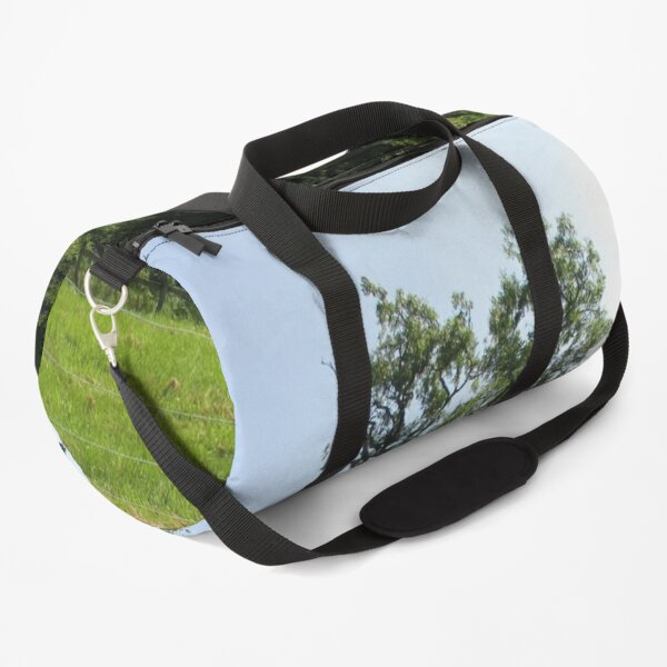 Merch #107 -- Tall Central Tree (Hadrian's Wall) Duffle Bag