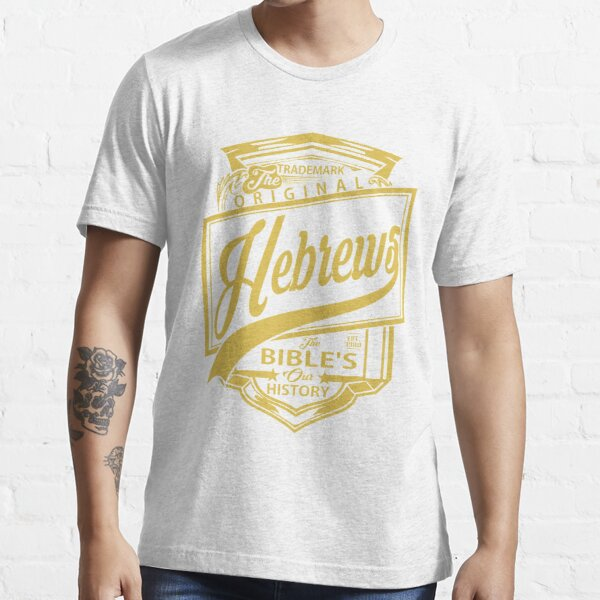 The Original Hebrews | The Bible's Our History Essential T-Shirt