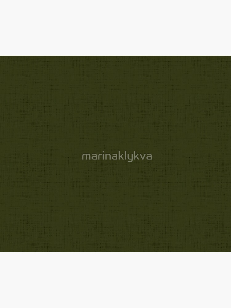 Dark olive textured. by marinaklykva