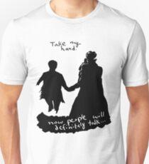 Take My Hand Unisex T-Shirt