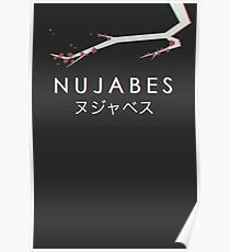 Nujabes 3D Blossom Poster