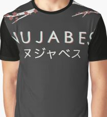 Nujabes 3D Blossom Graphic T-Shirt