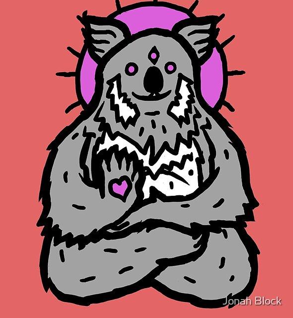 Spirit Koala by Jonah Block