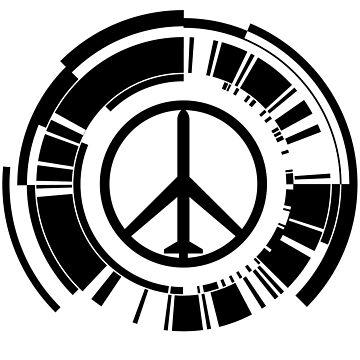 Peace Walker by Strigon67