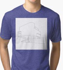 Glucksman Gallery, Cork Tri-blend T-Shirt
